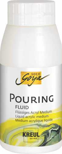 Pouring fluid Solo Goya 750 ml