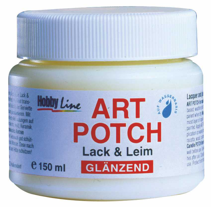 Art Potch - lesklý 150 ml