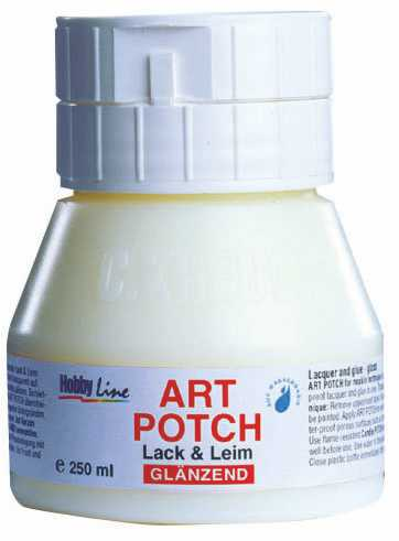 Art Potch - lesklý 250 ml
